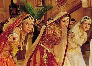 #KarismaKapoor, #Tabu and #SonaliBendre in Hum Saath Saath ...