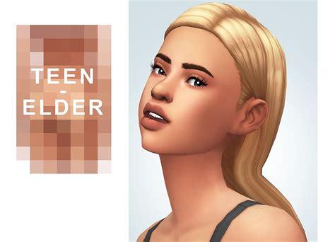 G R I M C O O K I E S Tahani Skin The Sims 4 Skin Sims