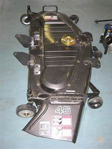 New  Nos  46 U2033 Mower Deck For Honda Rt5000 Tractor   U2013 Formula H Motorworks  Inc