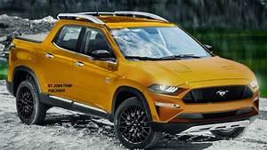 RENDER #Ford #Mustang #Pickup #FordMustang - YouTube