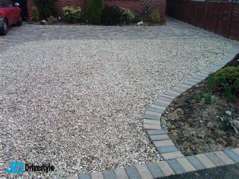 paving and gravel gravel driveways jd drivestyle ltd