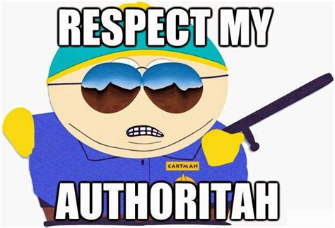 Respect Memes - otaku on a budget respect my authoritah