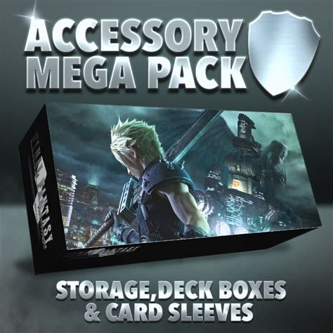 BUNDLE - ACCESSORY MEGA PACK   Square Enix Store