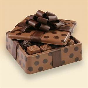 Hot Shots-----------: Now chocolate boxes can also be eaten
