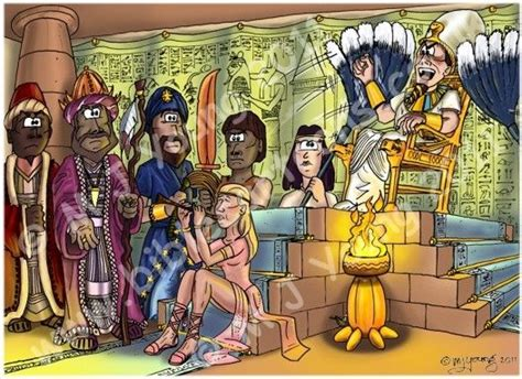 45 Best Images About Exodus Bible Cartoons On Pinterest