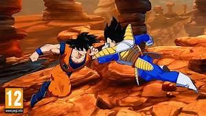 Dragon Ball Fighter Z Nova DLC Trar Goku E Vegeta No