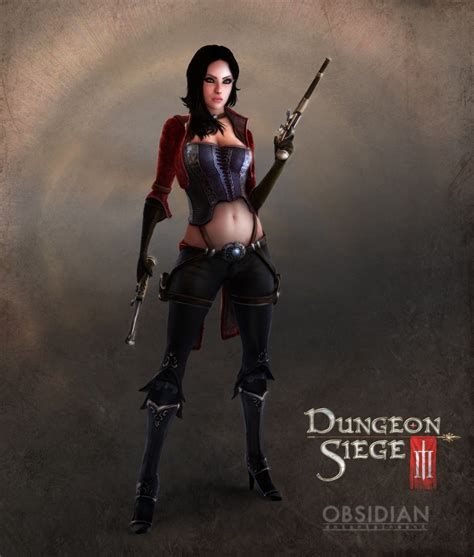 dungeon siege 3 best character katarina character bomb
