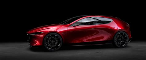 Mazda 2019 Concept by Mazda Concept Previews 2019 Mazda 3 Photos