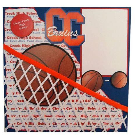 sports scrapbook layouts images  pinterest