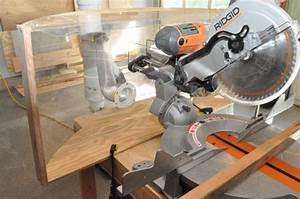 How to Make a Compound Miter Saw Dust Hood - One Project