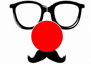 red nose clipart - Clipground