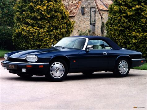 pictures  jaguar xjs convertible