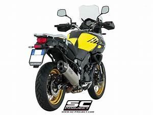 Suzuki V Strom 1000 Avis : adventure exhaust by sc project s10 85t ~ Nature-et-papiers.com Idées de Décoration