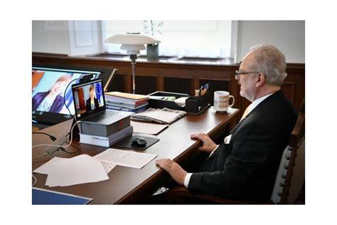 Baltijas valstu prezidenti pārrunā vīrusa Covid-19 ...