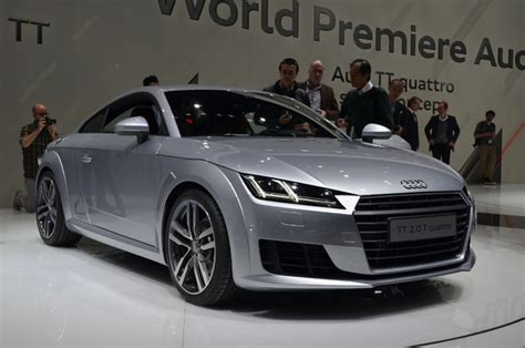 Audi Tt 2015 Review by 2015 Audi Tt Review Futucars Concept Car Reviews