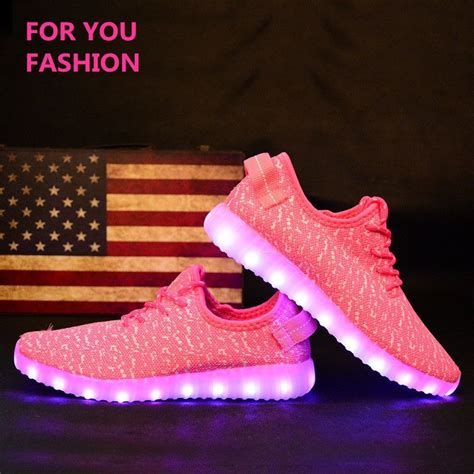 Yeezy Light Up Shoes by Md Light Up Shoes Fashion Yeezy Boost Yeezy
