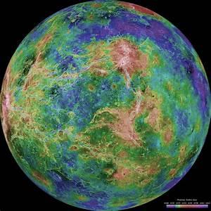 Planet Venus Images - Pictures of Vénusz Fotók Térkép Photos