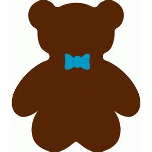 silhouette design store view design  teddy bear
