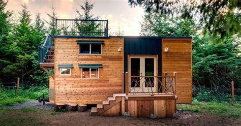 la decouverte de la tiny house une petite maison sur roues