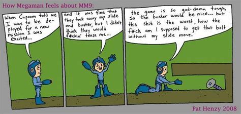 Megaman 9 Comic Strip By Phenzyart On Deviantart