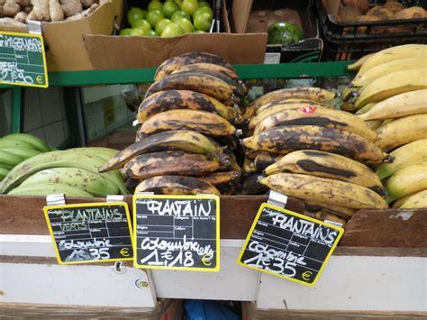 cuisiner les bananes plantain bananes plantain 2 bien dans ma cuisine