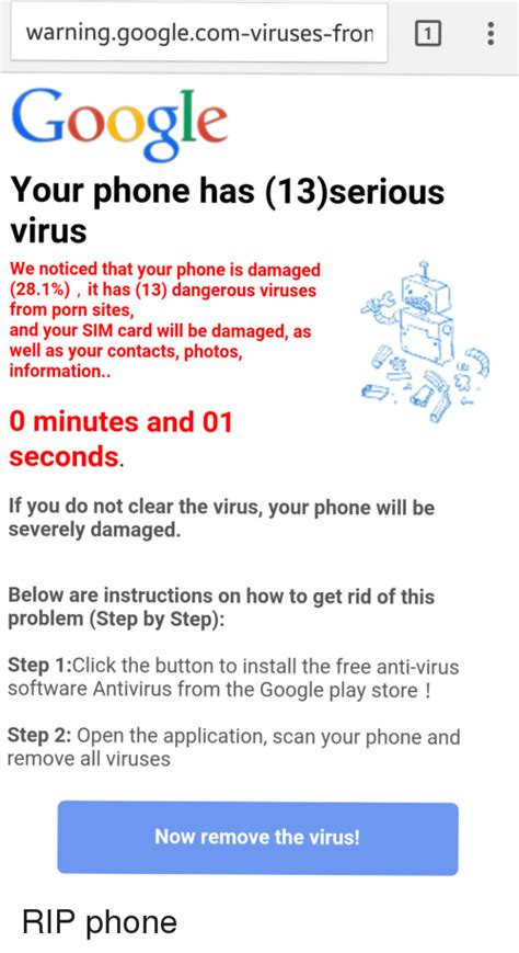 how to get rid of malware on iphone iphone fell prey to the 28 1 warning how to fix