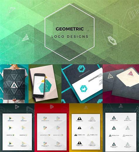 geometric logo designs geometric logo logos design