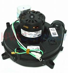 Oem Trane Fasco Furnace Draft Inducer Motor D342094p07