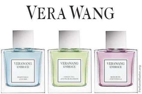 latest fragrance news vera wang embrace fragrance