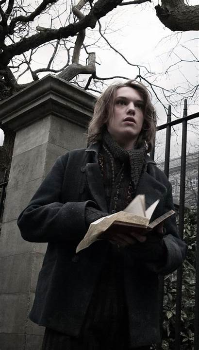 Jamie Campbell Bower Sweeney Todd