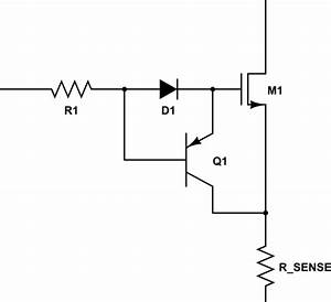 op amp detect quotrealquot overcurrent short circuits vs With simple circuit provides latching fault protection