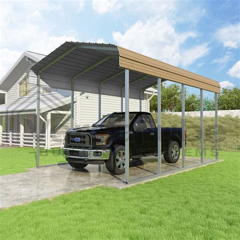 Classic Carport  Roof Only  12 X 20 X 10