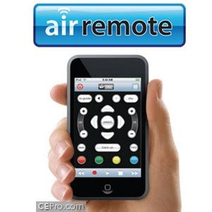 universal remote app for iphone rc turn iphone into universal remote