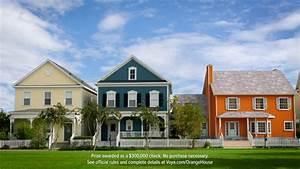 The Voya Orange House Sweepstakes