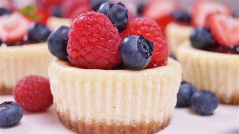 how to make mini cheesecakes mini cheesecakes dishin with di cooking show recipes cooking videos