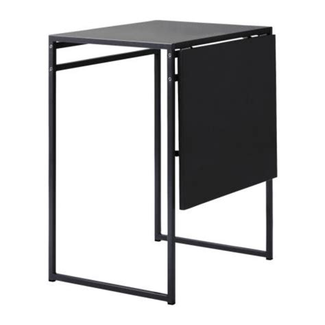 folding side table ikea muddus drop leaf table ikea sliding and folding drop leaf