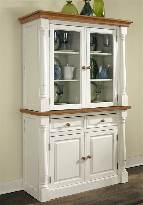 Sideboard With Hutch by Home Styles Monarch Buffet And Hutch