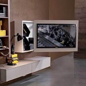 Tv Möbel Drehbar : moderne designer drehbare und schwenkbare tv m bel arredaclick ~ Orissabook.com Haus und Dekorationen
