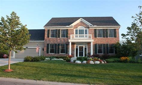 home modern house plans america American