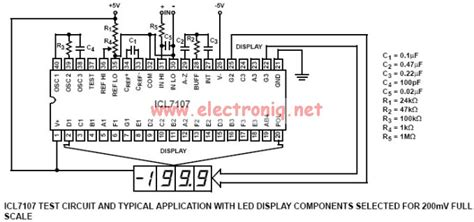 icl icl digital voltmeter