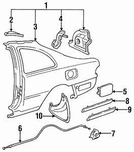 33 1995 Toyota Camry Parts Diagram