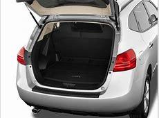 Image 2012 Nissan Rogue FWD 4door SV Trunk, size 1024 x