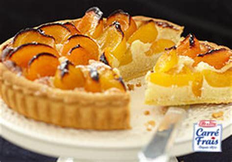 tarte moelleuse 224 l abricot recette dessert aujourdhui