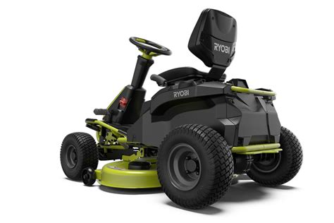 Ryobi Electric Riding Mower