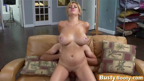 Reverse Cowgirl Blonde Slut Handjob Long Shaft
