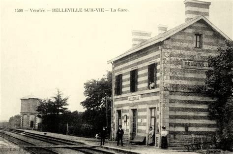 belleville sur vie 85 vend 233 e cartes postales