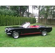 1965 K Code Mustang GT Convertible 4 Speed RARE