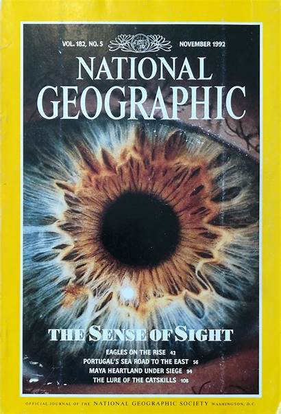 Magazine Geographic National Covers Articles Science