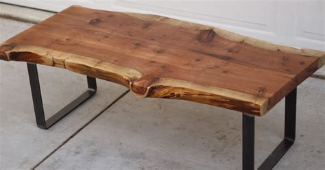 how to make a coffee table higher arbor exchange reclaimed wood furniture redwood slab