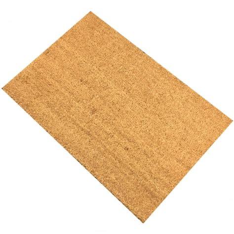 coir door mat plain coconut entrance door mat